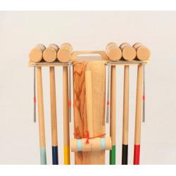 Juego de croquet casa Mora