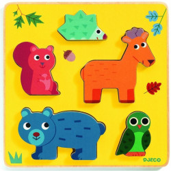Puzzle Frimours DJECO