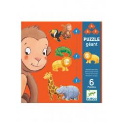 Puzzle Gigante Oustiti y su...