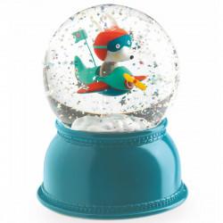 Lampara Bola de nieve El...