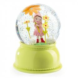 Lampara Bola de nieve dulce...