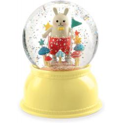 Lampara Bola de nieve...
