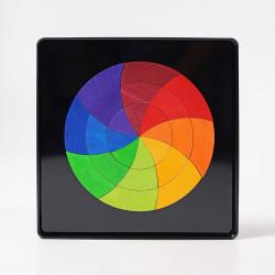 Puzzle magnético Circle...