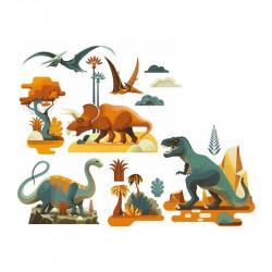 Vinilo Dinosaurios Djeco