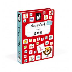 Magnético book castellano...