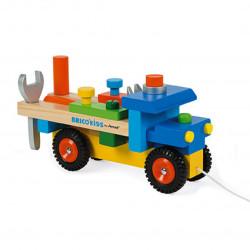 Camión de bricolaje Janod