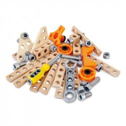 Kit de construcción de madera