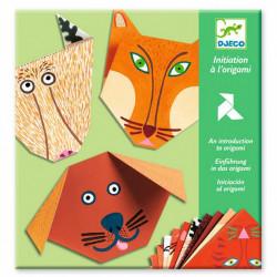 Origami de animales Djeco