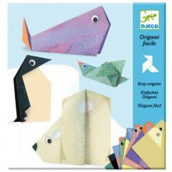 Origami de Animales polares...