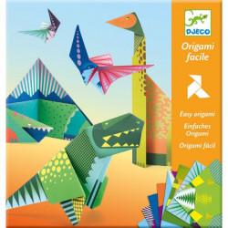 Origami de Dinosaurios Djeco