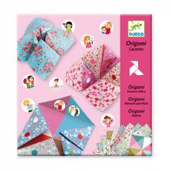 Origami Comecocos Flores Djeco
