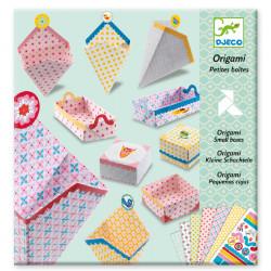 Origami Pequeñas cajas Djeco