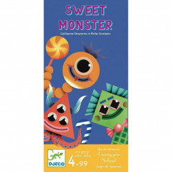 Sweet monster Djeco