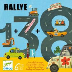 Juego de cálculo Rallye Djeco
