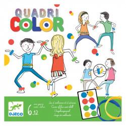 Juego Quadricolor Djeco
