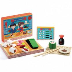 Kit de Sushi Aki & Maki Djeco