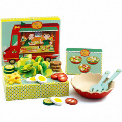 Kit vegetariano Rosette &...