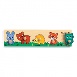 Puzzle Forest & Co Djeco