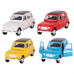 Renault 4 de de Juguete
