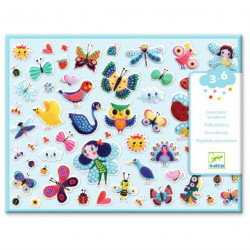 Stickers Alitas djeco