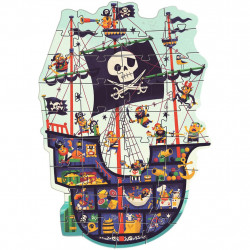 Puzzle Gigante El Barco...