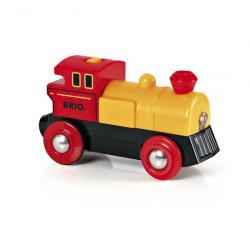 Tren Brio con pilas