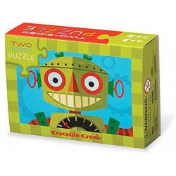 Puzzle Robots 24 pzas