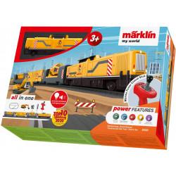 Caja Tren de Obras Märklin