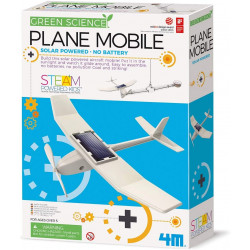 Plane mobile 4 m