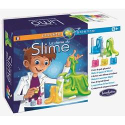La quimica de los slimes...