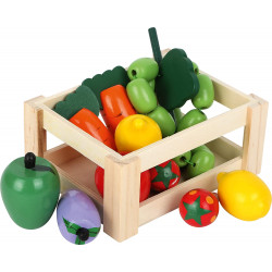Caja de verduras small foot