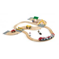 Circuito de tren y...