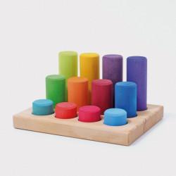 Juego Little reels rainbow...