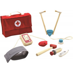 Set de Doctor Plan Toys