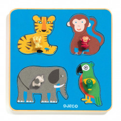 Encajable Family Jungle DJECO