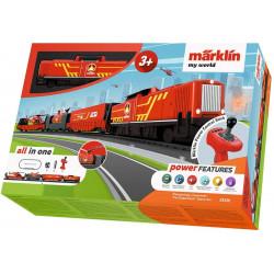 Tren Kit de Bomberos Märklin