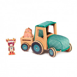 Tractor Lilliputiens