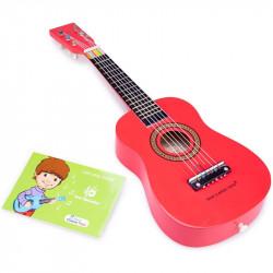 Guitarra Roja New Classic Toys