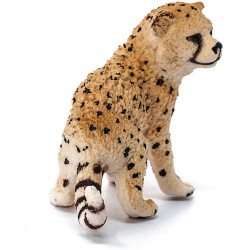 Cría de guepardo Schleich