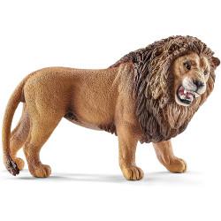 León rugiente Schleich