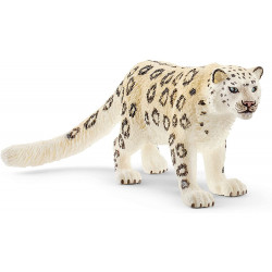 Leopardo de las nieves...