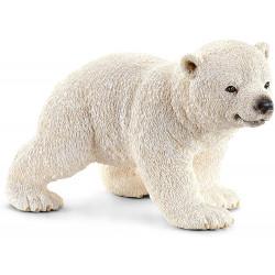 Cría de Oso Polar Schleich
