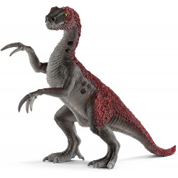 Cachorro de Therizinosaurus...