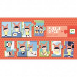 Puzzle la jornada djeco