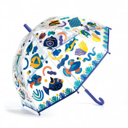 Paraguas Peces djeco