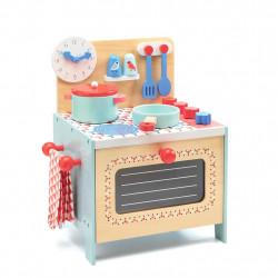 Cocina Azul Djeco