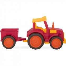Tractor con remolque Wonder...
