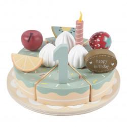 Pastel de cumpleaños para...