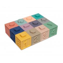 Conjunto de bloques sensorial