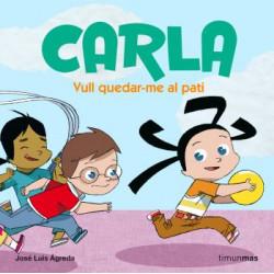 Llibre Carla Vull quedar-me...
